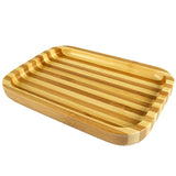 ITEM NUMBER 023892 WOOD ROLLING TRAY 6 PIECES PER DISPLAY