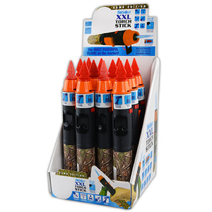 ITEM NUMBER 023978 CAMO TORCH STICK 12 PIECES PER DISPLAY