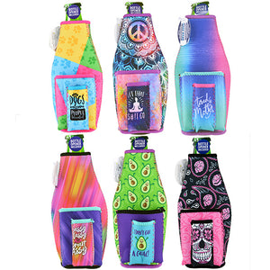 ITEM NUMBER 024238 BOTTLE SUIT CIG POUCH 6 PIECES PER DISPLAY