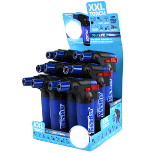 ITEM NUMBER 024833 TB XXL BLUE LINE 12 PIECES PER DISPLAY