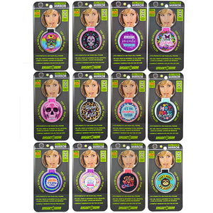 ITEM NUMBER 026373 MIRROR PHONE STICKER 12 PIECES PER DISPLAY