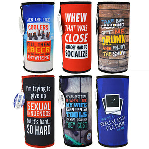 ITEM NUMBER 026475 24OZ CAN COOLER MIX C 6 PIECES PER DISPLAY