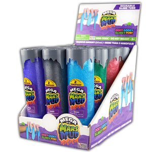 ITEM NUMBER 026668 MEGA MARS SLIME 12 PIECES PER DISPLAY