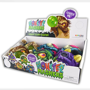 ITEM NUMBER 027802 MONSTER BALL LARGE 6 PIECES PER DISPLAY
