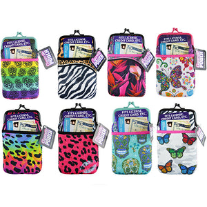 ITEM NUMBER 027803 NEOPRENE CIG POUCH POCKET E 8 PIECES PER DISPLAY