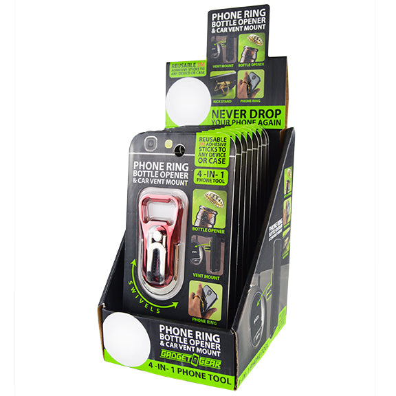 ITEM NUMBER 028063 BOTTLE OPENER PHONE RING 8 PIECES PER DISPLAY