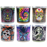 ITEM NUMBER 028170 SMOKE EATER CANDLE MIX D 6 PIECES PER DISPLAY