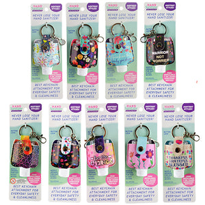ITEM NUMBER 028269 PRINT HAND SANITIZER KC 12 PIECES PER DISPLAY