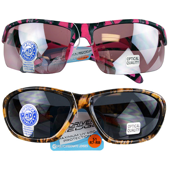 ITEM NUMBER 053019 SUNGLASSES 6 PIECES PER PACK