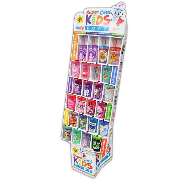 ITEM NUMBER 088212 KIDS CUP FD KIT 24 PIECES PER DISPLAY