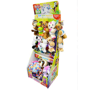 ITEM NUMBER 088259 PLUSH FD 32 PIECES PER DISPLAY