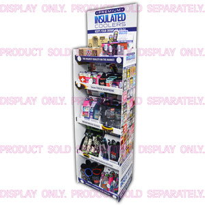 ITEM NUMBER 972040 - CORRUGATED NEOPRENE SHELF Floor Display Only