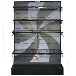 ITEM NUMBER 990320 - NOVELTY 3' ENDCAP
