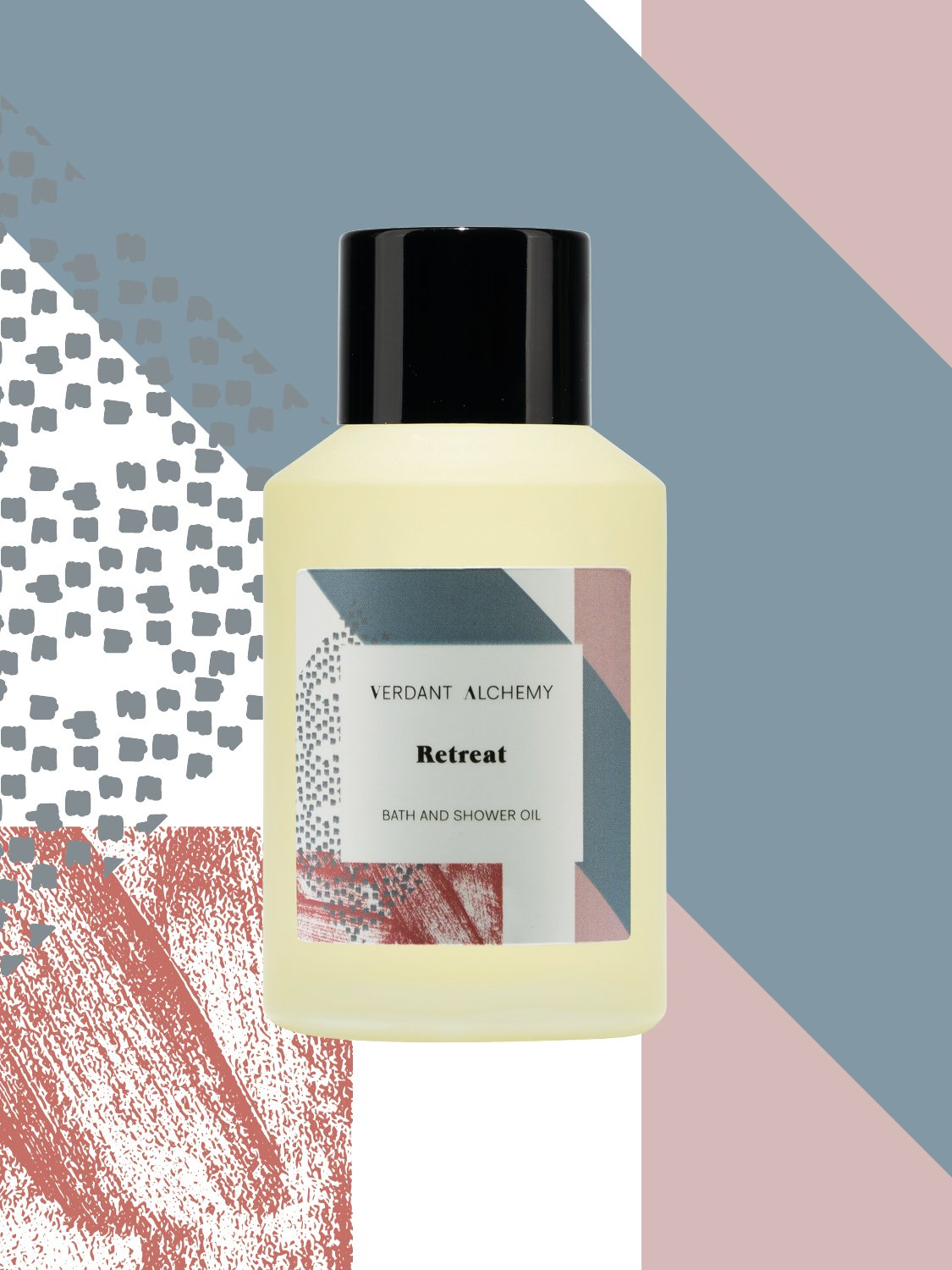 Retreat Bath Oil