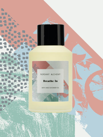 Breathe In ™ Bath Oil