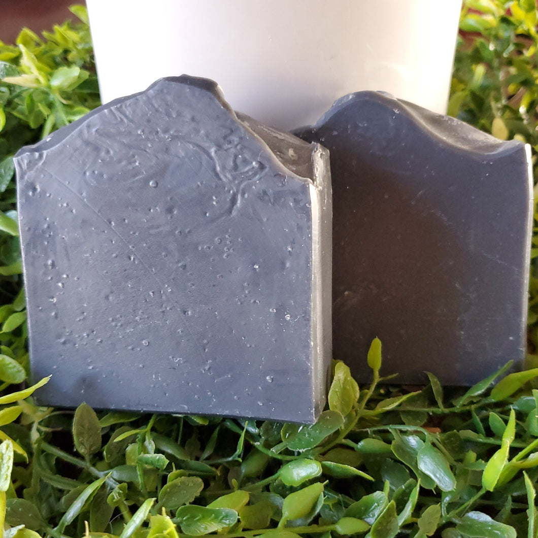 Charcoal Powerhouse Blend Essential Oil Soap