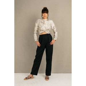 Bloom High Waisted Trousers