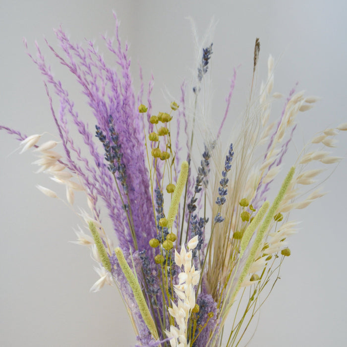 Wild Lavender & Lime Dried Flower Bunch