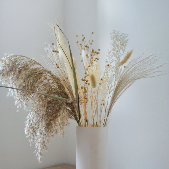 Natural Gold Dried Flower Bunch