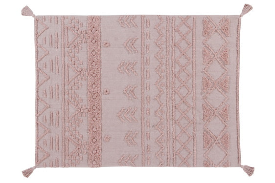 Washable rug Tribu Vintage Nude