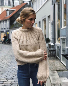 Sunday sweater - stök uppskrift