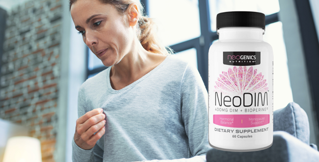 3 Early Menopause Symptoms NeoDIM Can Help | Menopause Support Remedy