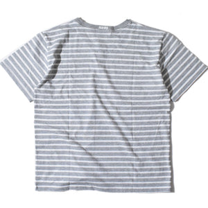 V Neck Big T(Gray)
