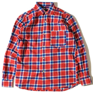 Blow Nel Shirt(Red)