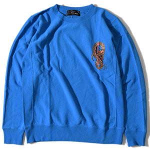 Snakellero Sweat(Blue)