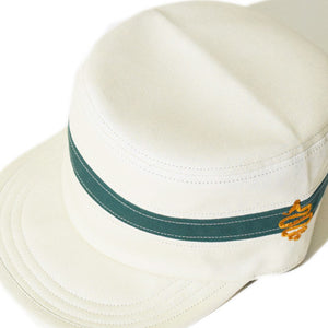 Line Work Cap(White)