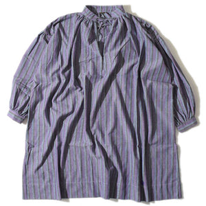 Stripe Gather OP(Purple)