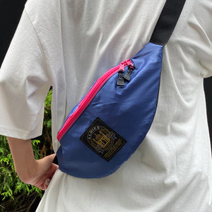 Mini Waist bag(Navy)