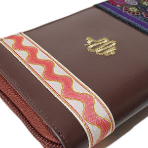 Tape Long Wallet(Brown)