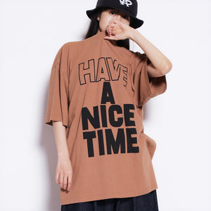 Nice Time Big T(Brown)