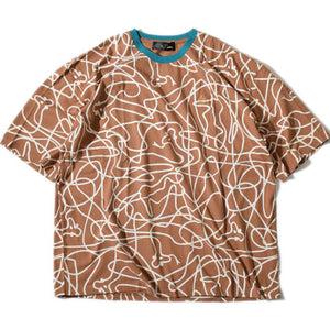 Snake Big T(Brown)