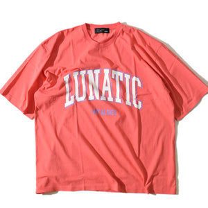 Lunatic Big T(Pink)