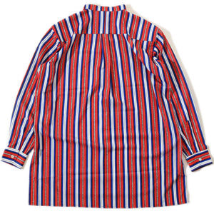 Stand Stripe Shirt(Red)