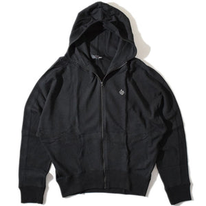 Jimmy Zip Parka(Black)
