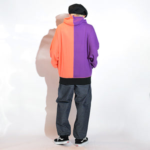 Jimmy Zip Parka(Purple)
