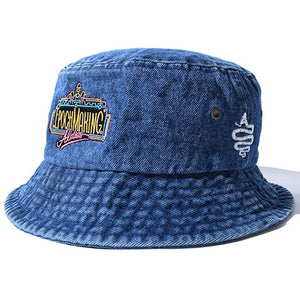 Epoch Bucket Hat(Navy)