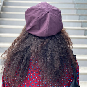 Revitalize Beret(Burgundy)