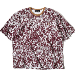 Dream Woodstock Big T(Burgundy)
