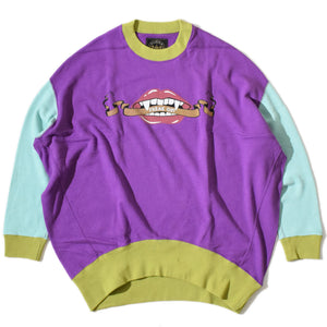 Freak Out Funny Sweat(Purple)