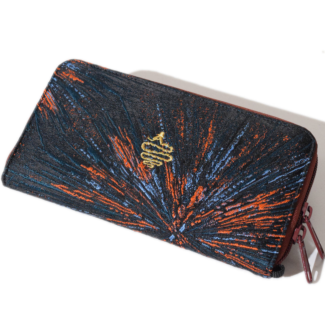 Bowery Long Wallet(Orange)