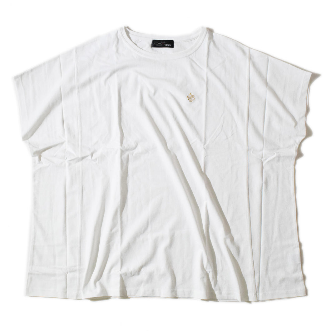 Flag Wide Big T(White)