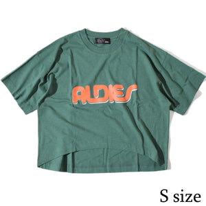 Wheel Round Big T(Green)
