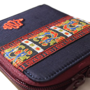 Small Wallet(Navy)