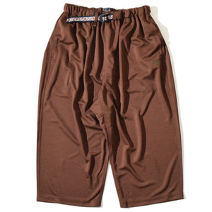 Wrong Cropped Pants(Brown)