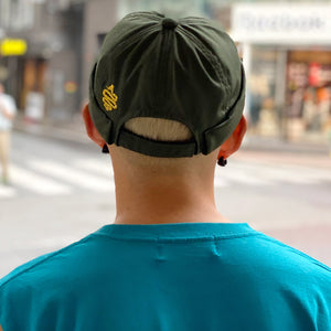 Weather Roll Cap(Olive)