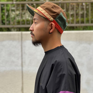 Popo Cap(Brown)